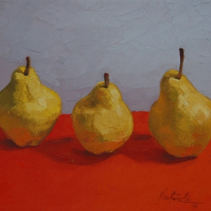 Pear slices No 12