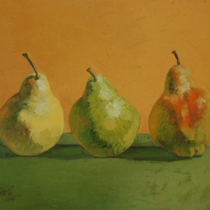 Pear slices No 14